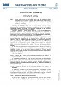 Prórroga validez certificados verificación periódica instrumentos pesaje