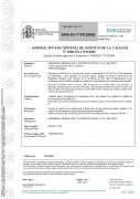 IMATEC31 auditada y certificada por el CEM para la puesta en servicio de básculas de aceituna